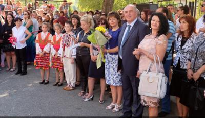 Училищен живот - Осмо (8) СУ Арсени Костенцев - Благоевград