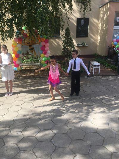 Завършване на випуск 2020/2021 г. - първи клас - Осмо (8) СУ Арсени Костенцев - Благоевград